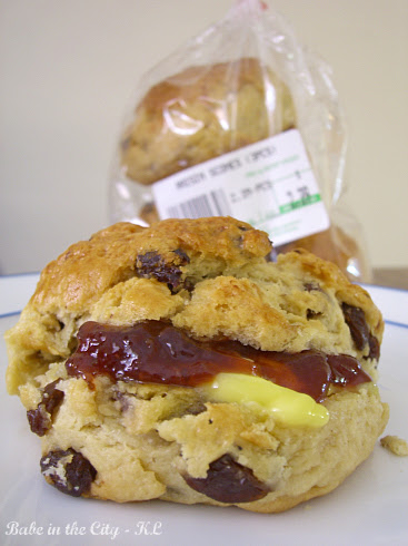 Cold Storage Scones