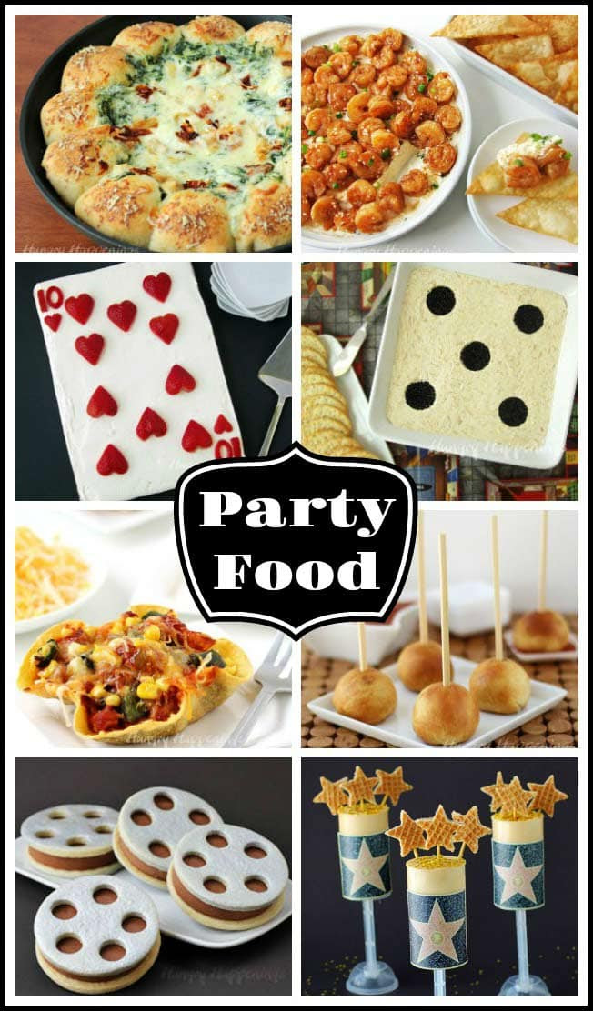 Fun Party Recipes Amazing Appetizer And Dessert Recipes For Any Party