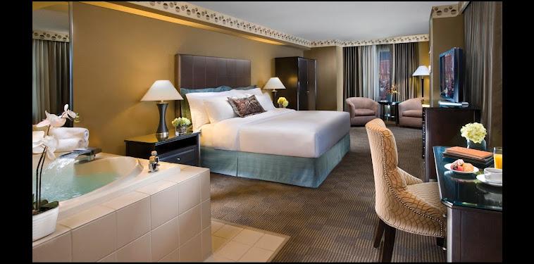 New York New York Hotel Las Vegas Spa Suite