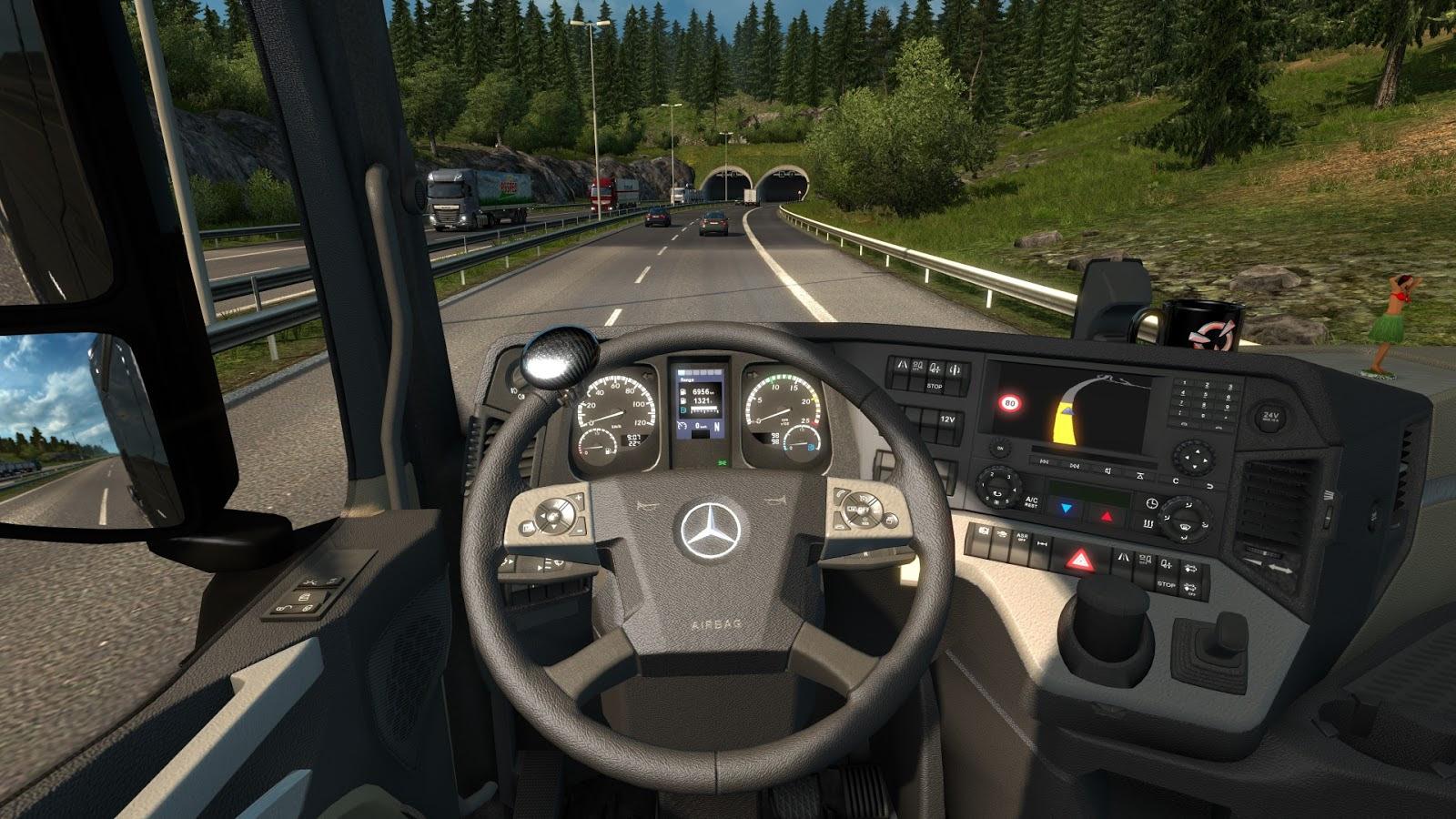 Euro Truck Simulator 2 - V1 27 (Download-Full Version)-SaidurSR