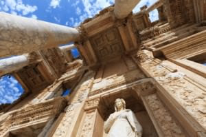 Library of Celsus (greenp)