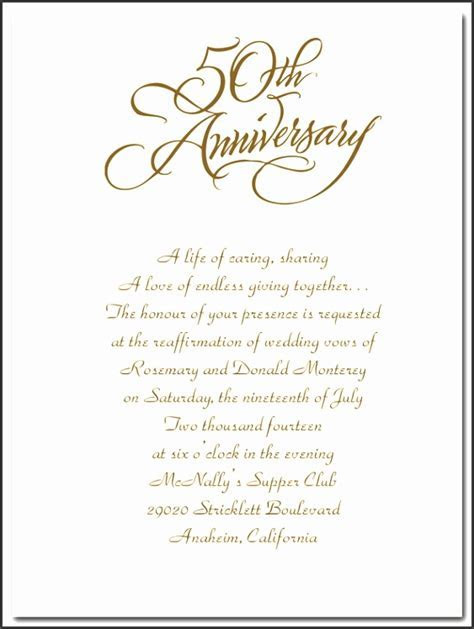 6 Anniversary Invitations Template   SampleTemplatess