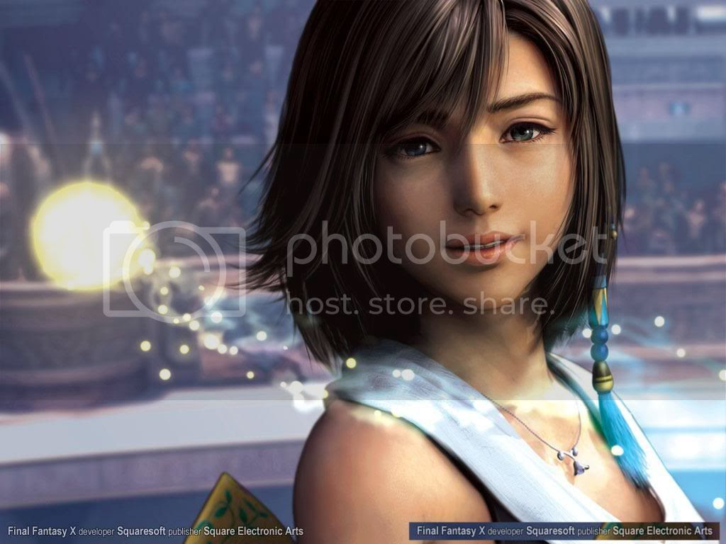 Yuna Final Fantasy X Wallpaper