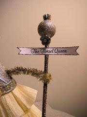 Tinsel Queen! Wand