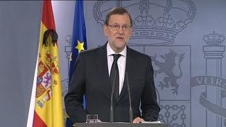 El president del govern espanyol en funcions, Mariano Rajoy