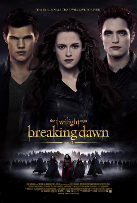 The Twilight Saga Breaking Dawn part 2
