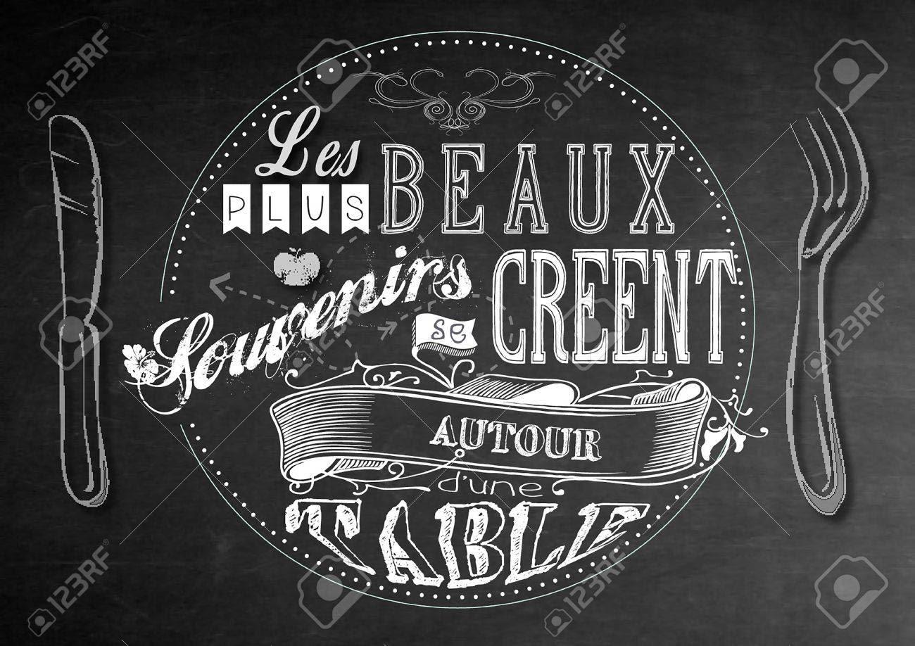 Tableau Craie Mural Craie Designx Mural Cles Et Decoration Salon