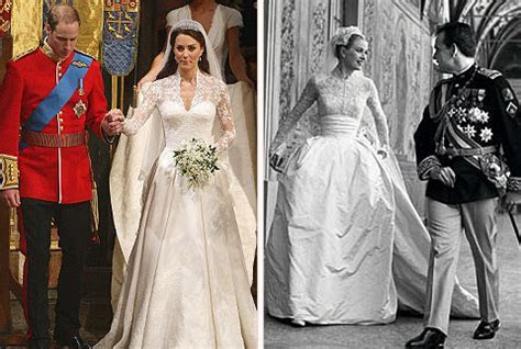 Kate Middleton's Wedding Dress by Sarah Burton of