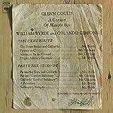 A Consort of Musicke Bye William Byrde & Orlando Gibbons