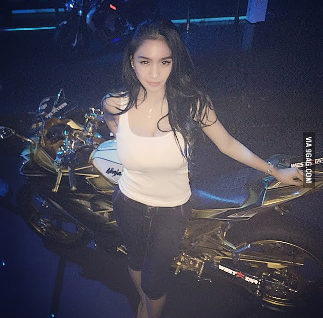 A girl from my country