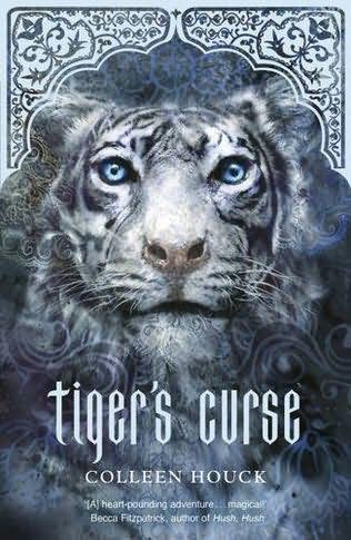 book cover of   Tiger's Curse