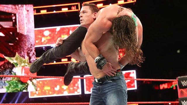 WWE Week 25 e 26 de dezembro, notícias, informações e muito mais
