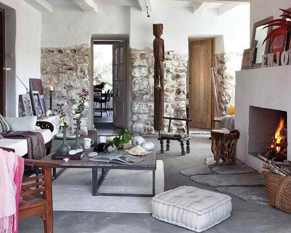 modern country villa spain 2 interior design ideas