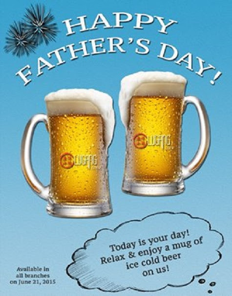 Lugang Cafe Fathers Day Promo Philippine Contests And Promos
