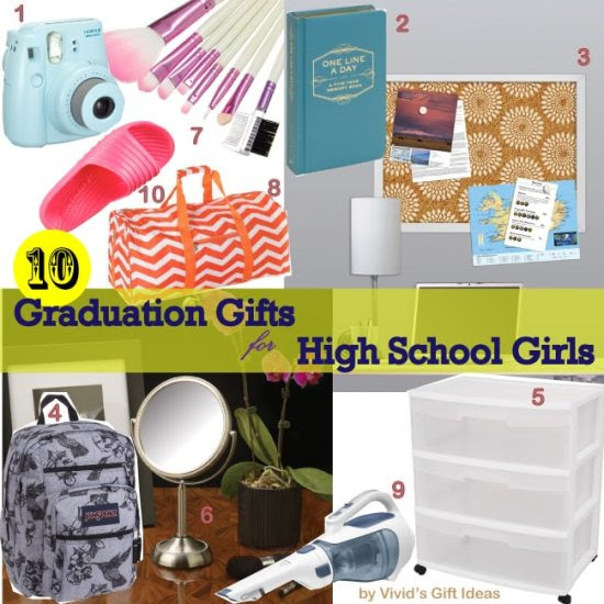 2014 Gifts for Graduating High School Girls