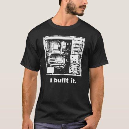 DIY Computer T-Shirt