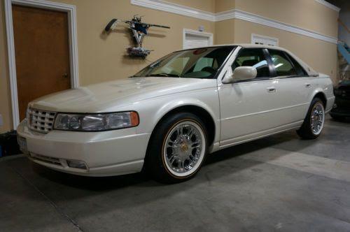 Buy used 2002 Cadillac Seville SLS Sedan 4-Door 4.6L in ...