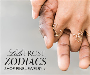 Shop Lulu Frost's New Zodiac Collection