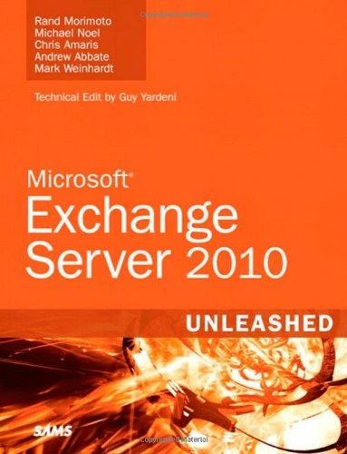 [PDF] Exchange Server 2010 Unleashed Free Download