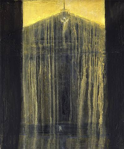 'The British Museum' (2006) - Celia Paul