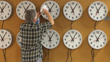 Jedes Jahr müssen die Uhren zweimal umgestellt werden