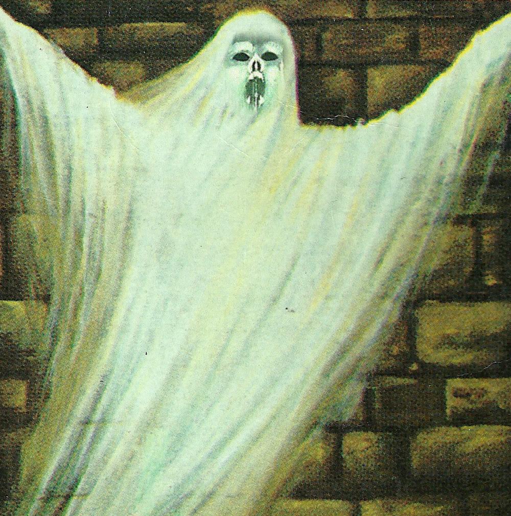 Fantasma sexy busca novia