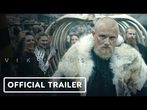 Trailer da temporada final de Vikings é lançado