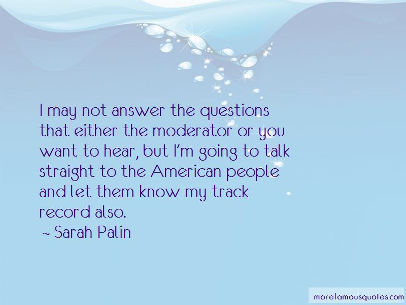 Straight Up Talk Quotes Top 35 Quotes About Straight Up Talk From