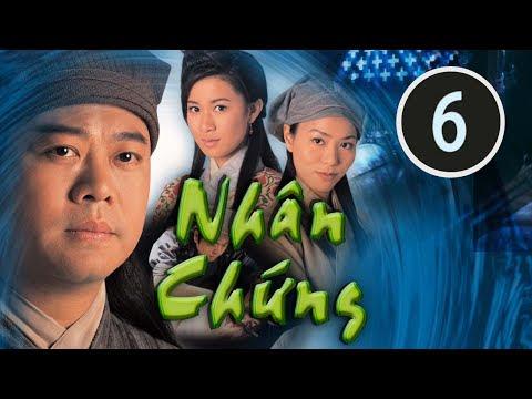Nhân chứng 06/22(tiếng Việt) DV chính: Âu Dương Chấn Hoa, Xa Thi Mạn; TVB/2002