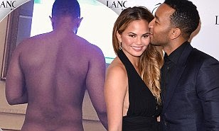 John Legend Nude - Hot 12 Pics | Beautiful, Sexiest