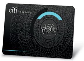 Citi Prestige Travel Collection