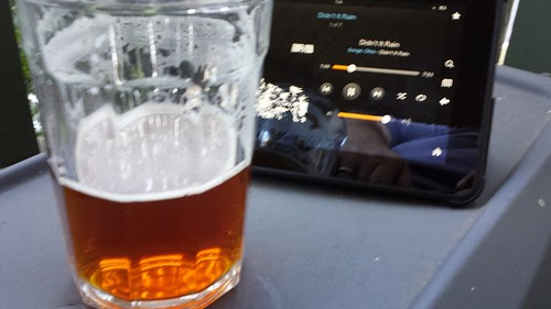 Beer and Kindle