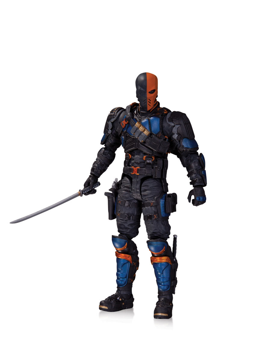 Figura Acción DC Collectibles Deathstroke - Arrow