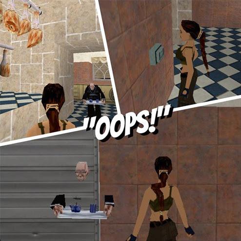 Tomb Raider 2 Croft Manor by Rivendell