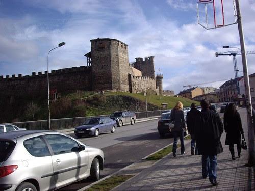 Ponferrada Castle