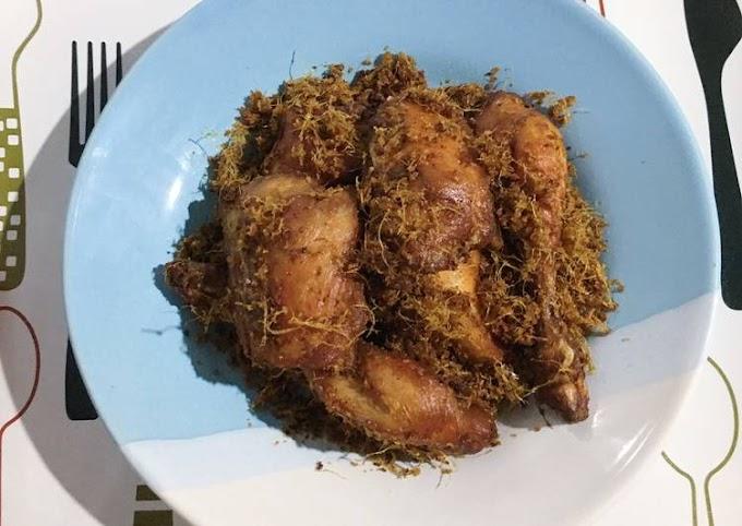 Resep Membuat Ayam Goreng Lengkuas Cita Rasa Tinggi