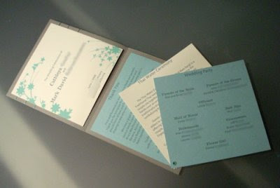 Square Programs with option to fan sections :  wedding diy programs Z14617705.jpg