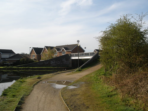 Catshill Junction & Bridge, Wyrley & Essington Canal