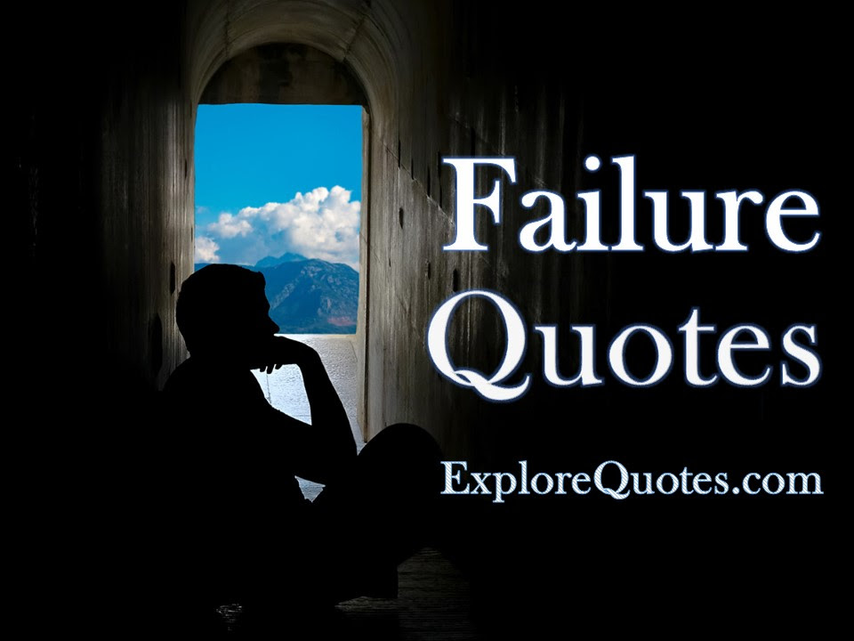 Failure Quotes Thoughts About Failure Sms Messages On Failure 2019
