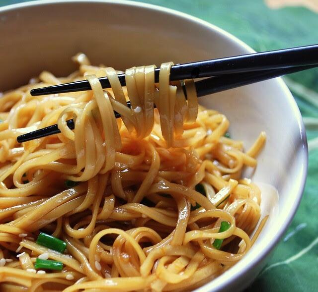Sesame Noodles CU