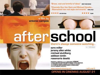 Risultati immagini per afterschool film poster