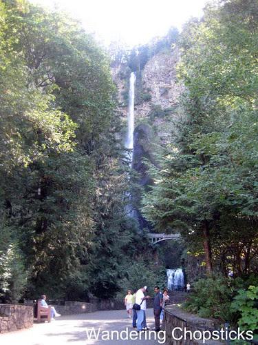 Day 4.3 Multnomah Falls - Columbia River Gorge - Oregon 1