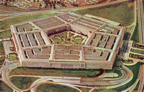 The Pentagon Building Arlington, VA