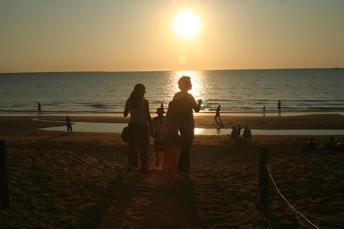 Mindil Beach,