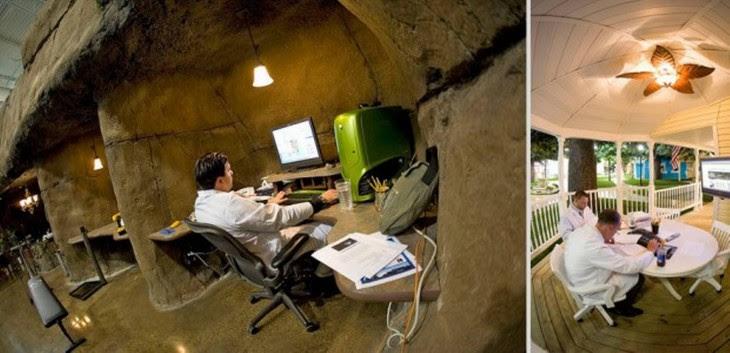 oficina en cueva