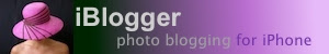 iBlogger: mobile photo blogging for iPhone by illumineX