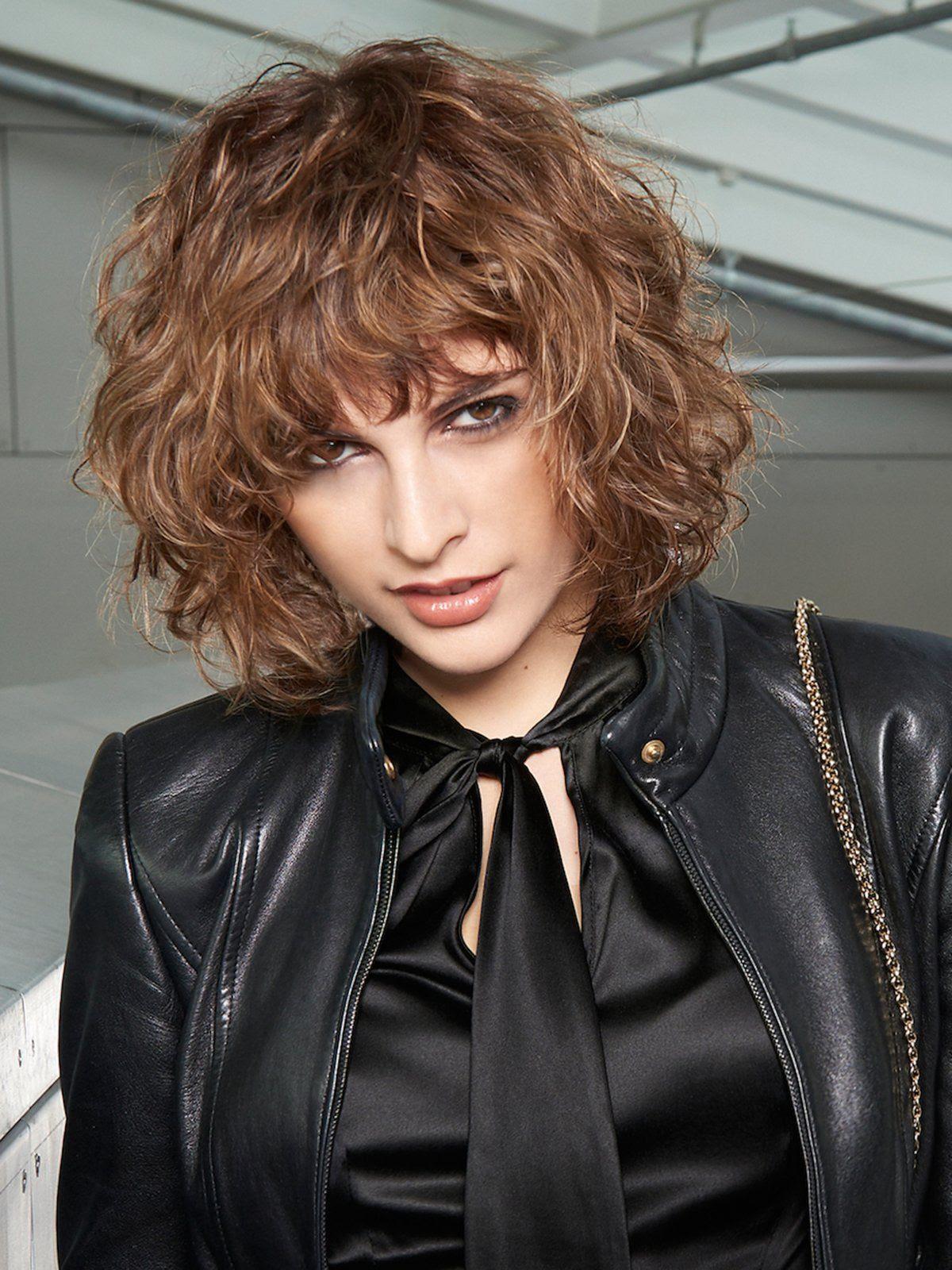 Kurzhaarschnitt Locken Frisuren Graue Haare Angel Blog