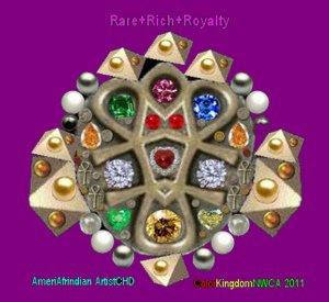 Rare Rich Royalty_purple
