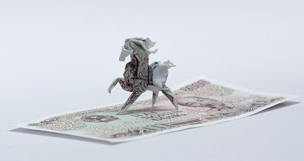 Os incríveis origamis de Nguyen Hung Cuong 08