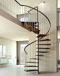 Artemis Spiral Staircase 1200mm diameter > Custom Spiral staircase ...